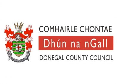 Clonmany Community Centre - Donegal County Council Logo