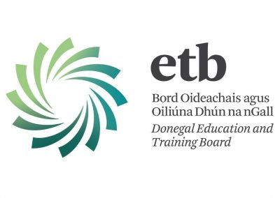 Clonmany Community Centre - Donegal Education and Training Board Logo