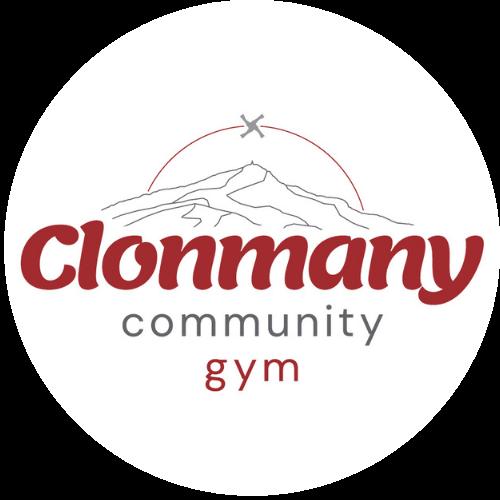 Clonmany Community Gym Logo circle