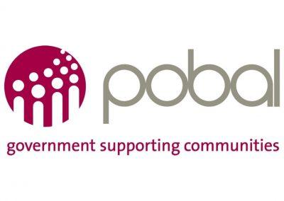 Clonmany Community Centre - pobal Logo