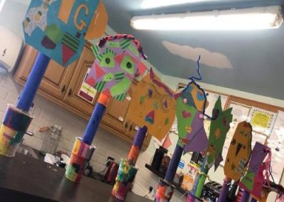 Clonmany Community Centre Art Camp
