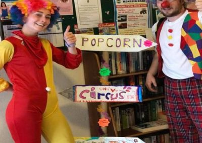 Clonmany Community Centre Circus Camp