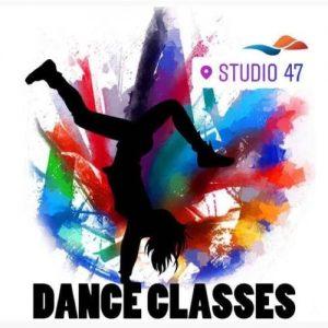 Studio 47 Dance Classes Logo