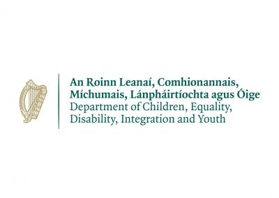 Clonmany Community Centre - Department of Children, Equality, Disability, Integration and Youth logo