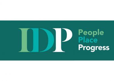 Clonmany Community Centre - Inishowen Development Partnership Logo