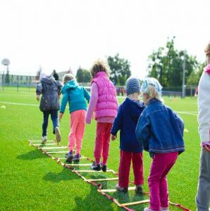 Athletics at Clonmany Community Centre